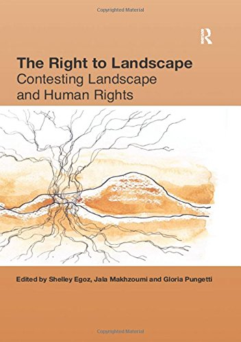9781409404446: The Right to Landscape: Contesting Landscape and Human Rights