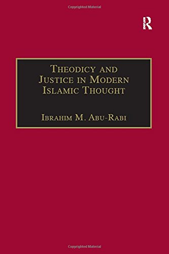9781409406181: Theodicy and Justice in Modern Islamic Thought: The Case of Said Nursi