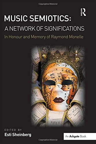 9781409411024: Music Semiotics: A Network of Significations : In Honour and Memory of Raymond Monelle