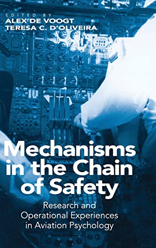 Mechanisms in the Chain of Safety: Research