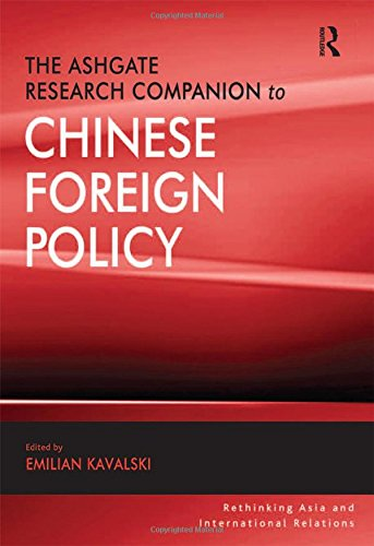 9781409422709: The Ashgate Research Companion to Chinese Foreign Policy (Rethinking Asia and International Relations)