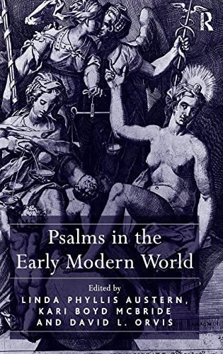 Psalms in the Early Modern World