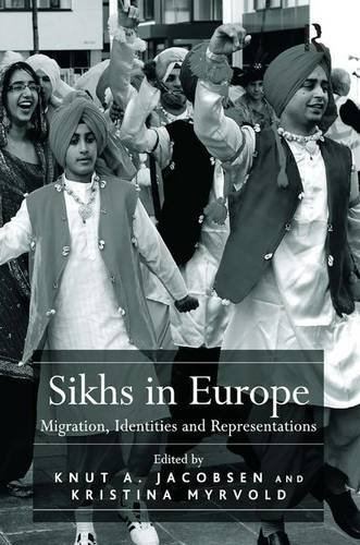Sikhs in Europe (1409424340) by Knut A. Jacobsen; Kristina Myrvold