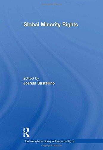 Global Minority Rights (Hardback)