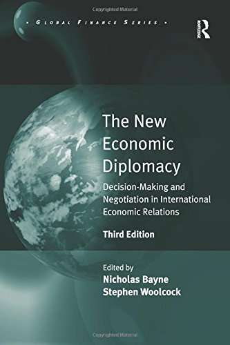 9781409425427: The New Economic Diplomacy: Decision-Making and Negotiation in International Economic Relations (Global Finance)