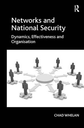 Networks and National Security: Chad Whelan