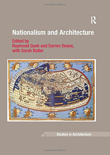 9781409433859: Nationalism and Architecture (Ashgate Studies in Architecture)