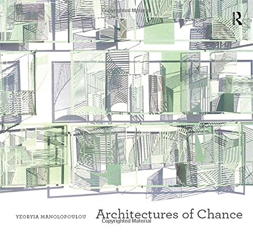 9781409435365: Architectures of Chance (Design Research in Architecture)