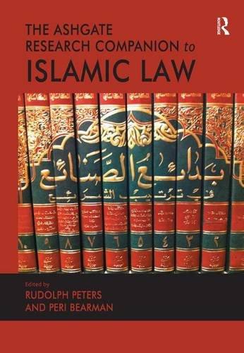 9781409438939: The Ashgate Research Companion to Islamic Law
