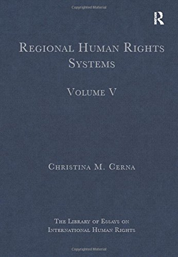 9781409439110: Regional Human Rights Systems: Volume V (The Library of Essays on International Human Rights)
