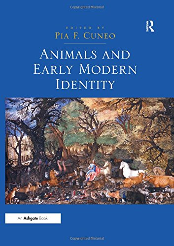9781409457435: Animals and Early Modern Identity