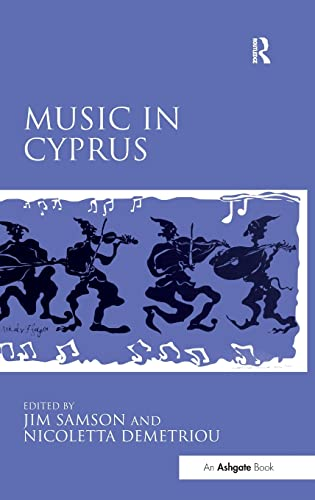9781409465737: Music in Cyprus