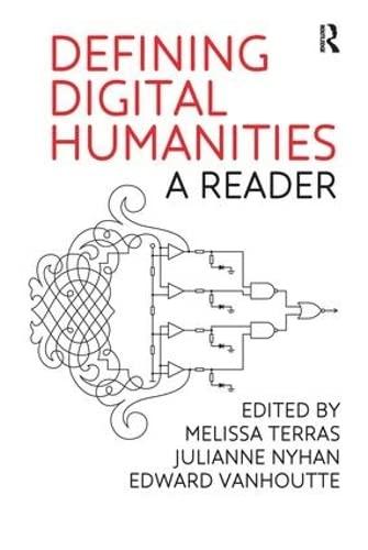 9781409469629: Defining Digital Humanities