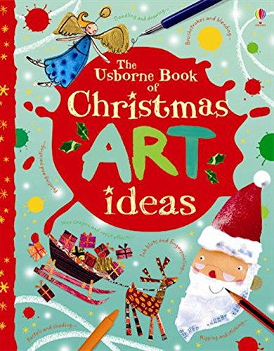 9781409500407: Christmas Art Ideas