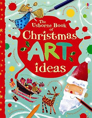 9781409500407: Christmas Art Ideas