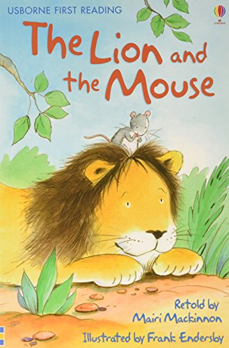 9781409500483: Lion & the Mouse (First Reading Level 1)