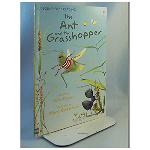 9781409500766: Ant & the Grasshopper (First Reading Level 1)