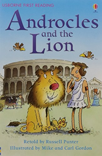 9781409500889: Androcles & the Lion (First Reading Level 4) [Paperback] [Jan 01, 1966] Shaw, B.