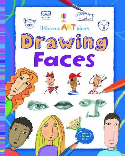 9781409501015: Drawing Faces