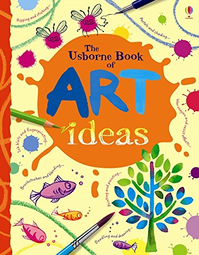 9781409501190: Mini Art Ideas