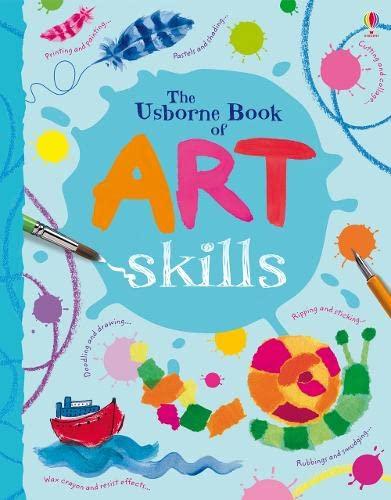 9781409501206: Mini Art Skills (Usborne Art Ideas)