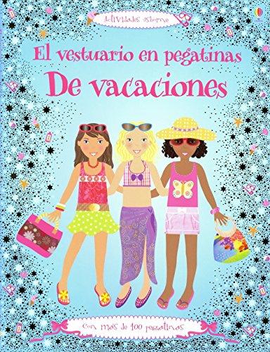 9781409501923: De vacaciones (pegatinas)
