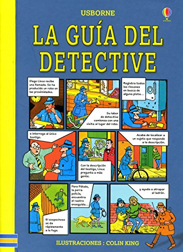 9781409502012: Guía del detective, La