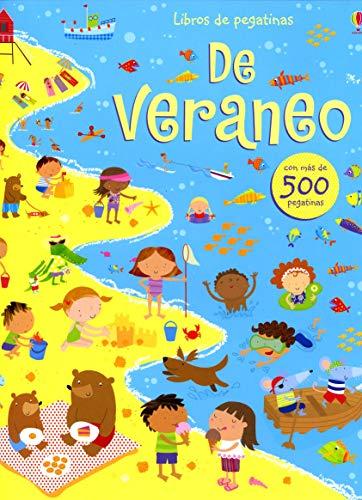 9781409502029: Cosas De Verano (Libros De Pegatinas)