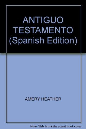 9781409502197: ANTIGUO TESTAMENTO (Spanish Edition)