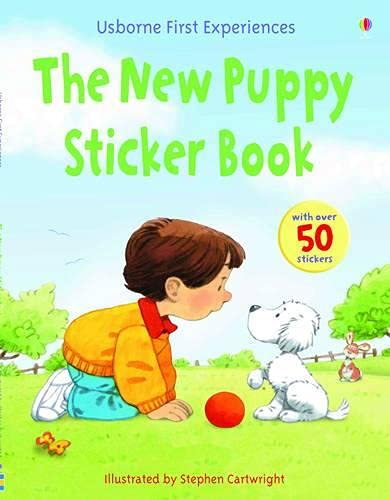 9781409502524: The New Puppy (Usborne First Experiences)