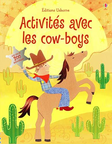 9781409502937: ACTIVITES AVEC LES COW-BOYS