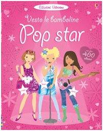 9781409503750: Pop star. Con adesivi. Ediz. illustrata
