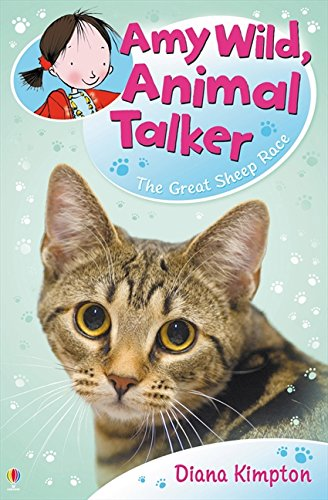 9781409504337: The Great Sheep Race (Amy Wild, Animal Talker)