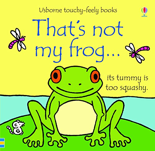 9781409504436: That's Not My Frog