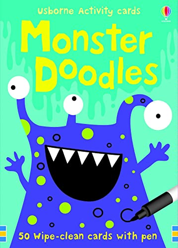 9781409504498: Monster Doodles (Activity Cards)