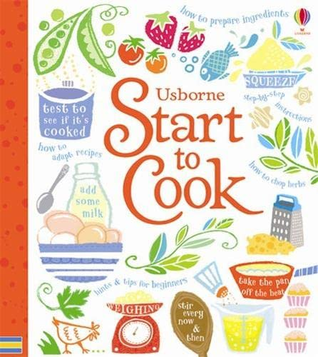 9781409504979: Start to Cook