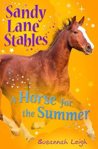 9781409505235: Horse for the Summer (Sandy Lane Stables)