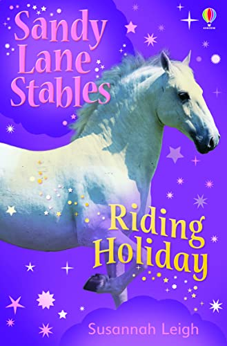9781409505242: Riding Holiday (Sandy Lane Stables)