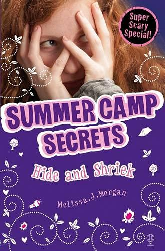 9781409505532: Hide and Shriek (Summer Camp Secrets)