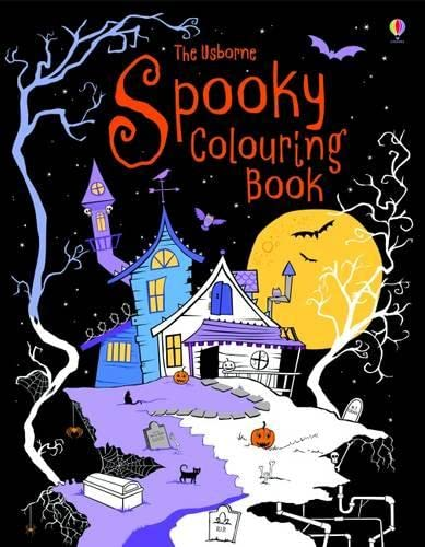 9781409505631: Spooky Colouring Book (Colouring Books)