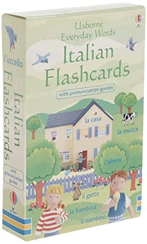Everyday Words Flashcards: Italian: Kirsteen Rogers