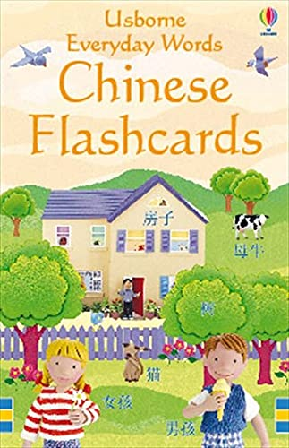 9781409505853: Everyday Words Flashcards: Chinese