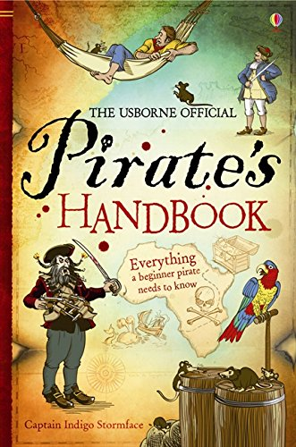 9781409506140: Pirate's Handbook (Usborne Handbooks)