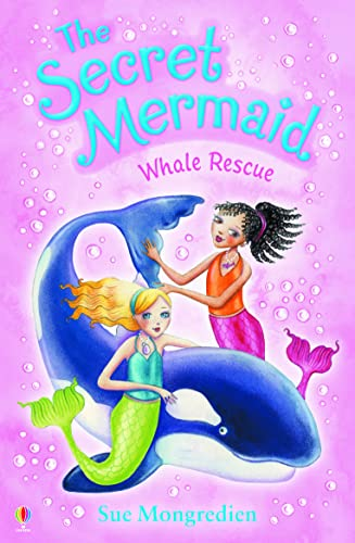 9781409506393: Whale Rescue (Secret Mermaid)