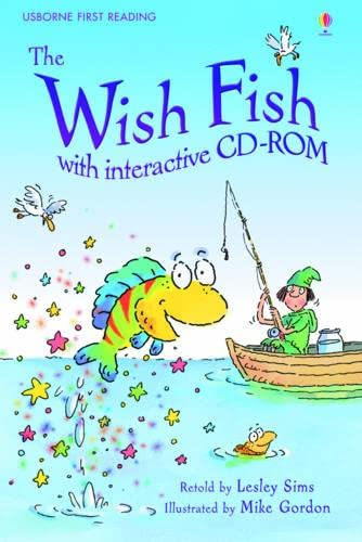 9781409506485: The Wish Fish (Usborne First Reading)