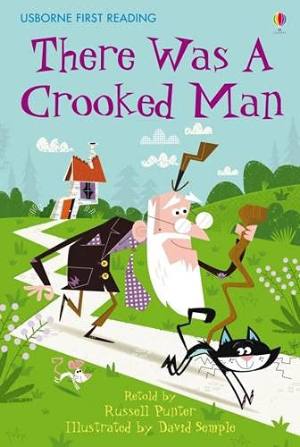 9781409506539: There was a Crooked Man (2.2 First Reading Level Two (Mauve))