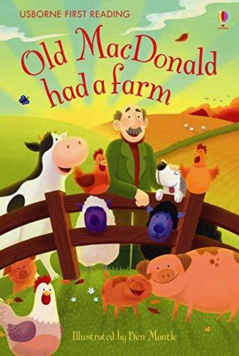 9781409506546: Old MacDonald Had a Farm (Usborne First Reading)