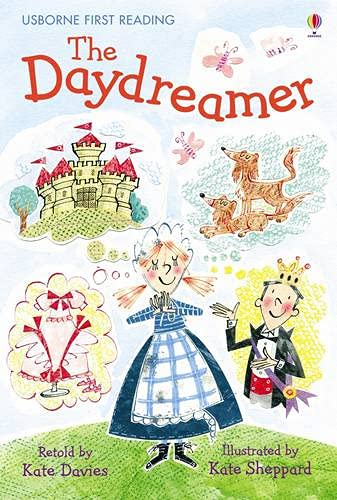 The Daydreamer: Level 1 (Usborne First Reading): Davies, Kate