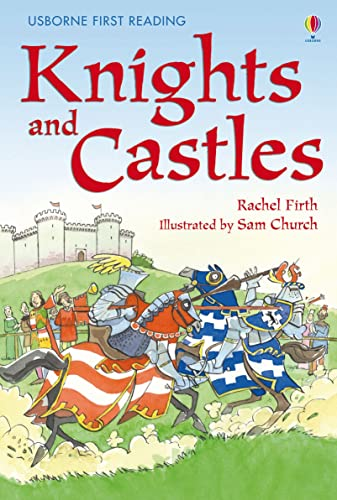 9781409506621: Knights and Castles (Usborne First Reading. Level Four)