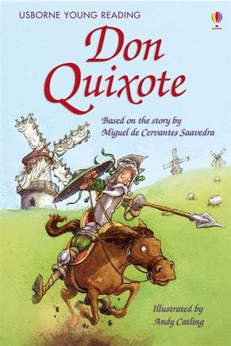 9781409506744: Don Quixote (3.3 Young Reading Series Three (Purple))